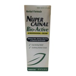 Nupercainal hemorrhoidol bioactive cream herbal formula - 2 oz