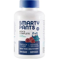 Smartypants mens complete dietary supplement gummies - 120 ea