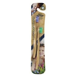 Woobamboo sprout kids super soft toothbrush - 2 ea ,12 pack