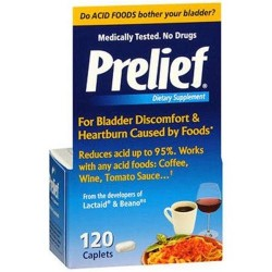 Prelief dietary supplement - 120 ea