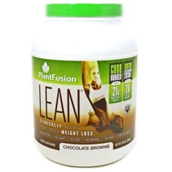 Lean chocolate brownie by planet fusion -  29.6 oz