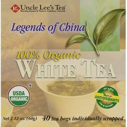 Uncle Lee's tea' organic bamboo tea - 1 ea