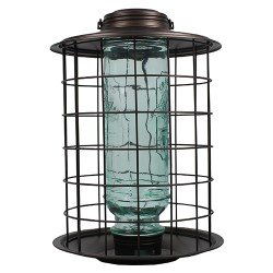 Classic Brands Llc - Wb songbird vintage caged feeder - 1.5 lb capacity, 4 ea