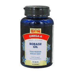 Health From The Sun Borage Oil 300 soft gels 1300mg - 60 ea