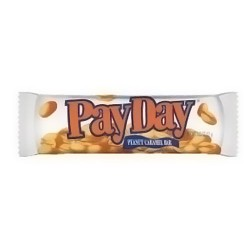 Hersheys payday candy bar - 24 ea/box