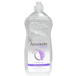 Homesolv dishwashing liquid lavender bergamot - 25 oz