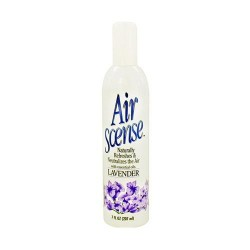 Air sense natural air freshener spray, lavender - 7 oz, 4 pack