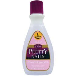 Revlon pretty nail polish remover - 6 ea