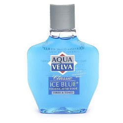 Aqua velva cooling after shave, classic ice blue - 3.5 Oz