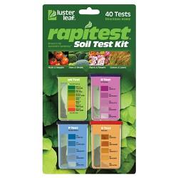 Luster Leaf soil test kit - 40 ct, 6 ea