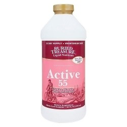 Buried Treasure active 55 plus senior complex dietary supplement, 32 oz