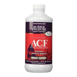 Buried Treasure ACF Extra Strength, Extreme Immune Support Liquid Nutrients - 16 oz