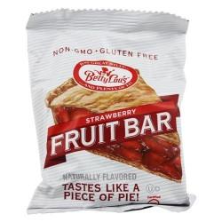 Betty lou's gluten freestrawberry fruit bar - 2 oz