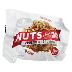 Betty lou'snuts aboutpeanut butter protein plus energy balls- 1 oz