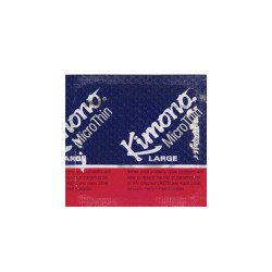 Mayer laboratories kimono condom microthin large condoms - 3 ea