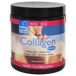 Neocell super collagen powder, type 1 and 3 - 7 oz