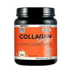NeoCell collagen sport recovery whey protein french vanilla - 1.49 lbs