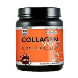 Neocell Collagen Sport Whey Isolate Complex, Belgian Chocolate - 23.8 oz