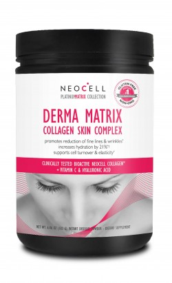 Derma matrix collagen skin complex - 6.46 oz