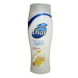 Dial yogurt body wash, vanilla honey - 16 Oz, 3 pack