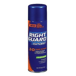 Right guard sport antiperspirant and deodorant spray, fresh - 6 Oz