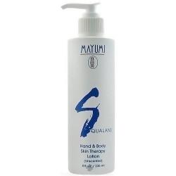 Mayumi Squalane hand and body skin therapy lotion - 8 oz