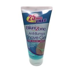 Bikini zone anti bumps shave gel for biniki area - 5 oz