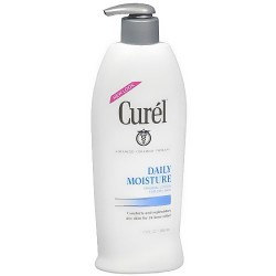 Curel Daily Moisture Lotion For Dry Skin, Original - 13 Oz