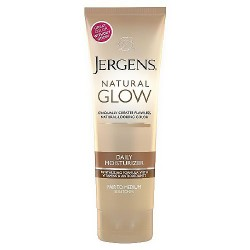 Jergens Natural Glow Daily Moisturizer, Medium Skin Tones - 7.5 Oz