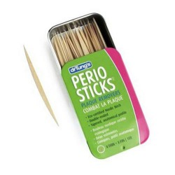 Dr.Tungs perio sticks plaque removers, x  Thin  ,6 pack