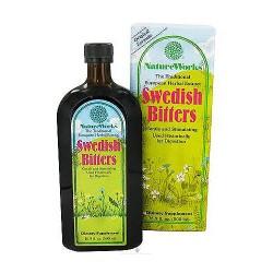 NatureWorks Swedish Bitters dietary supplement liquid - 16.9 oz