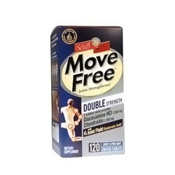 Move Free double strength joint strengthner tablets by Schiff - 120 ea