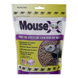 Ratx mousex rodenticide - .8 oz, 6 ea
