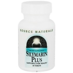 Source Naturals Silymarin Plus tablets - 30 ea