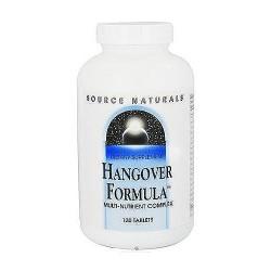 Hangover formula multi-nutrient complex tablets - 120 ea