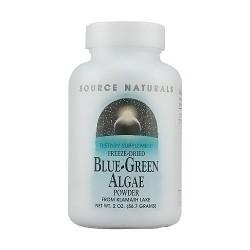 Source Naturals Blue-Green algae powder - 2 oz