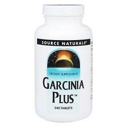 Source Naturals Garcinia plus dietary supplement tablets - 240 ea