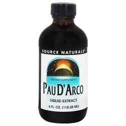 Source Naturals Pau D Arco liquid extract - 4 oz