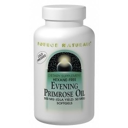 Source Naturals Evening primrose oil 500 mg softgels - 90 ea