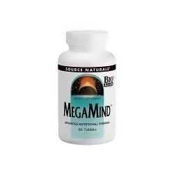 Source Naturals Megamind Bio-Aligned tablets - 90 ea