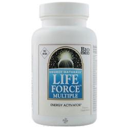 Source Naturals Life source multiple tablets - 90 ea