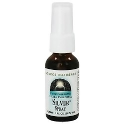 Ultra colloidal silver mouth and throat spray 10 PPM liquid - 1 oz