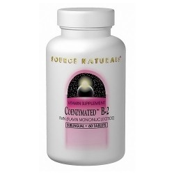 Source Naturals Coenzymated B-2 FMN sublingual tablets - 60 ea