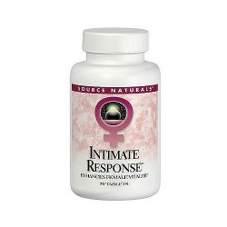 Source Naturals Intimate response tablets - 30 ea