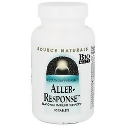 Source Naturals Bio align aller-response for seasonal immune support - 90 ea