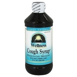 Source Naturals Wellness Cough syrup 236 ml - 8 oz