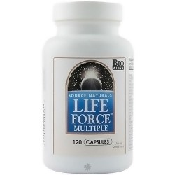 Life force multiple tablets - 120 ea