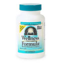Source Naturals Wellness formula herbal defence complex - 120 capsules