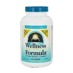 Wellness formula herbal defence complex capsules for immune support, 240 ea