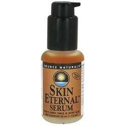 Skin eternal cosmetic serum moisturizing lotion by Source Naturals - 1.7 oz